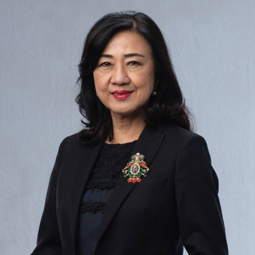 Presiden Direktur, Lauren Sulistiawati