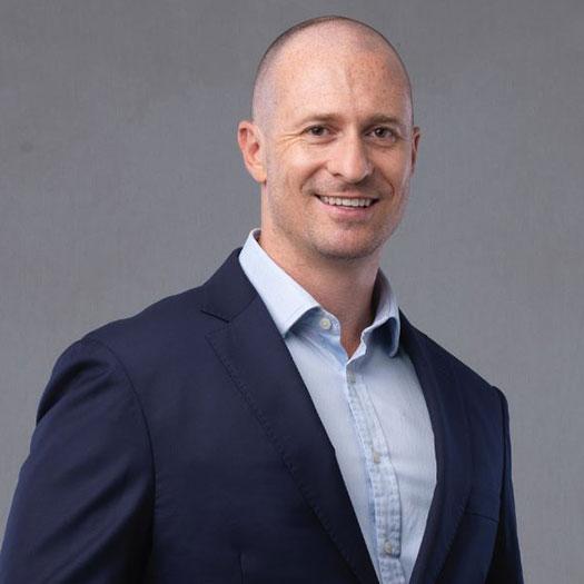 Direktur Operations & Information Technology, Timothy Christopher Delahunty
