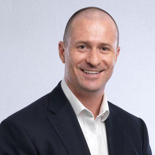 Chief of Finance, Tim Delahunty