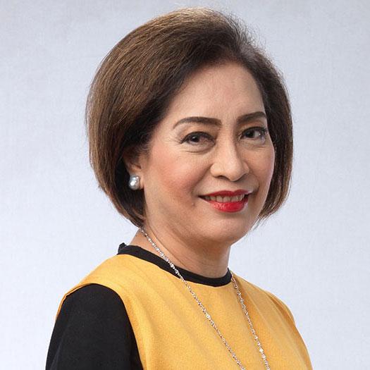 Chief of Marketing, Corporate Affairs & Legal, Leila Djafaar