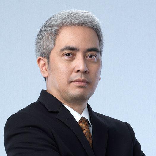 Chief of Human Resources, Bagus Harimawan