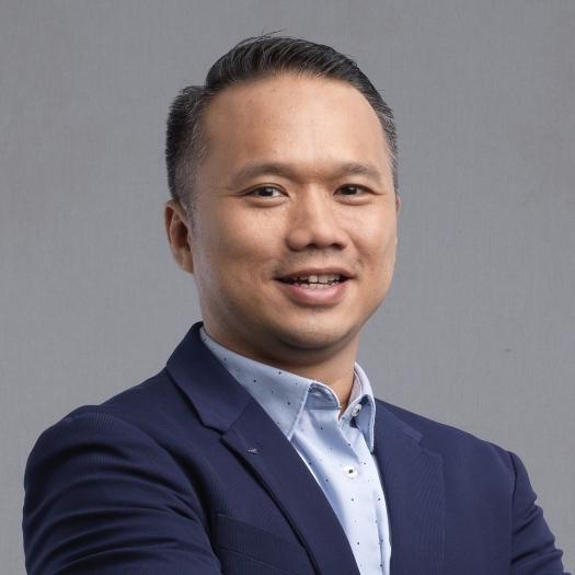 Chief of Retail & SME Business, Ivan Jaya