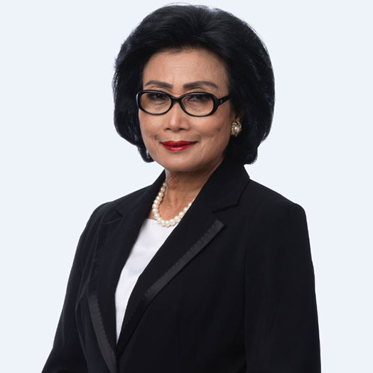 Independent Commissioner, Suwartini