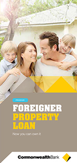 Foreigner Property Loan