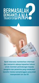 Perlindungan Konsumen - Transfer Dana