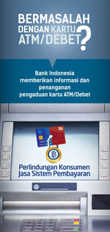 Customer Protection - ATM Debit