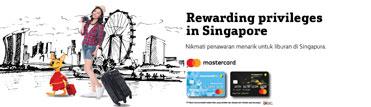 Rewarding privileges in Singapore