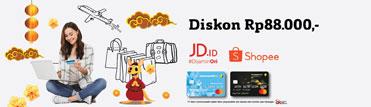 Diskon Rp88.000,-