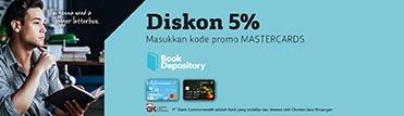 Diskon 5% di Book Depository