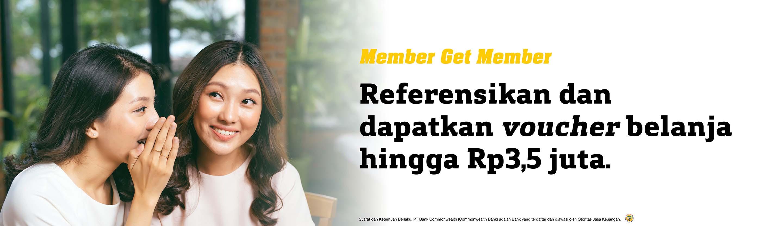 Member Get Member KPR