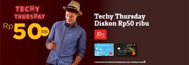 JD.id Techy Thursday