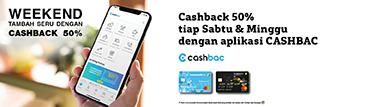 Cashbac 50%
