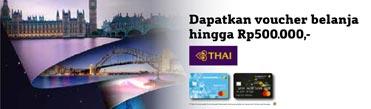 Thai Air Voucher 500Rb