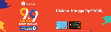 Diskon Shopee Hingga Rp99Rb