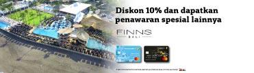 Diskon Finns Bali