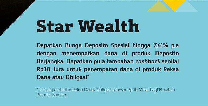 star wealth non premier